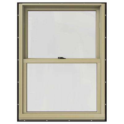 30.125 in. x 40.75 in. W-2500 Double Hung Clad Wood Window