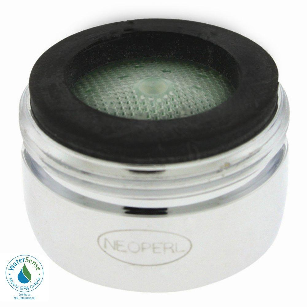 NEOPERL 1.5 GPM Regular Male PCA Water-Saving Faucet Aerator ...