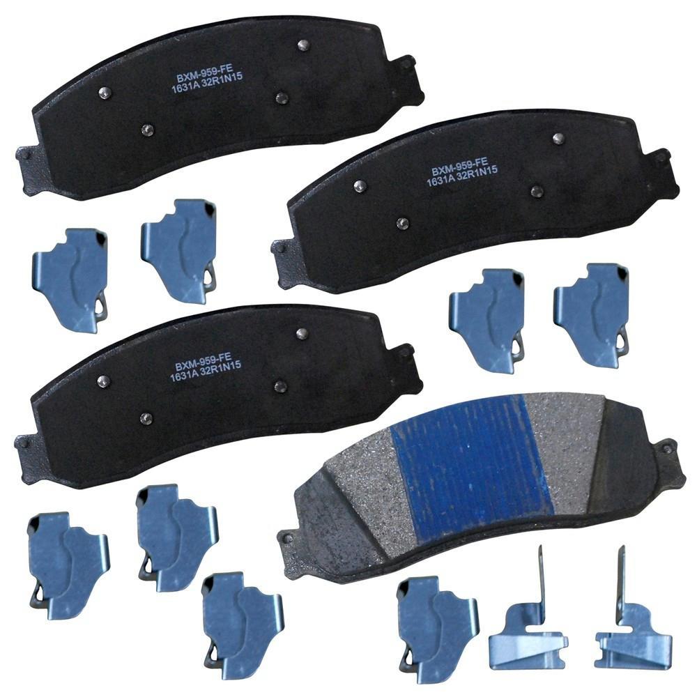 Disc Brake Pad-Stop by Bendix Semi Metallic Disc Brake Pad Front