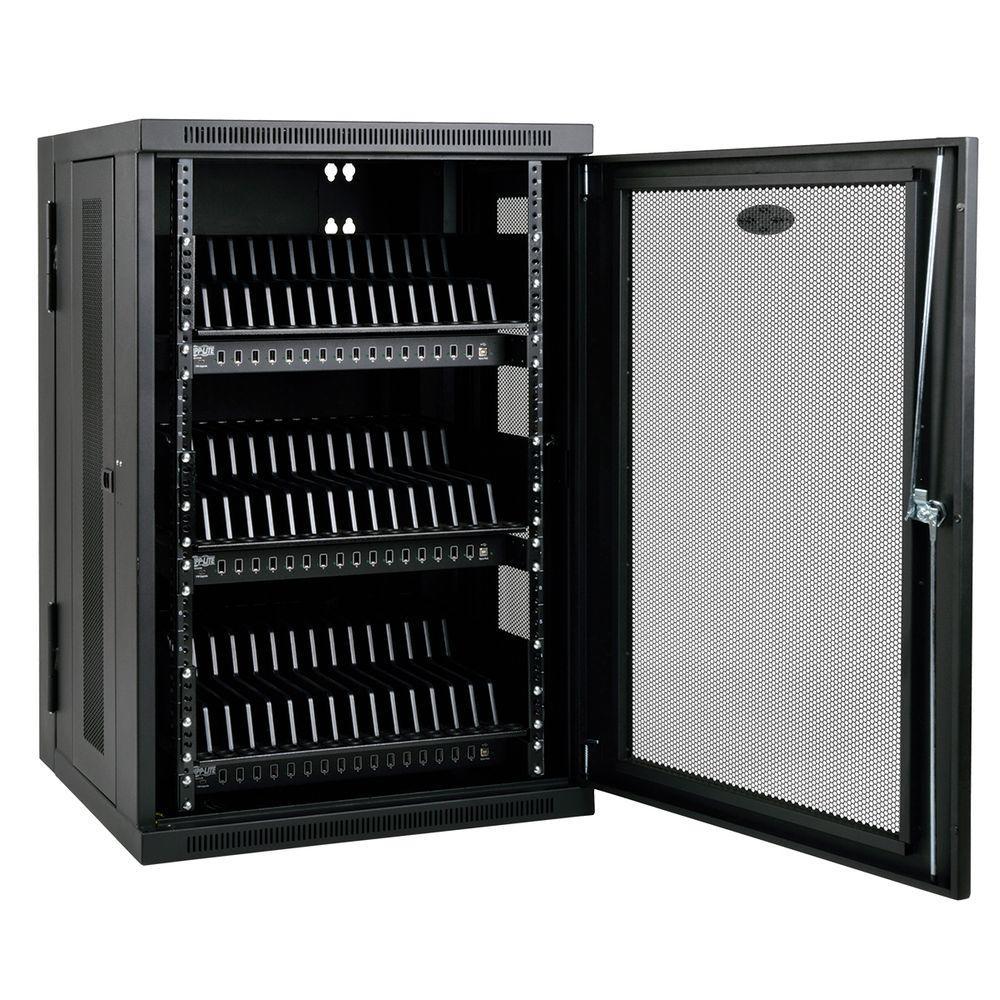 48-Port USB Tablet Charging Station
