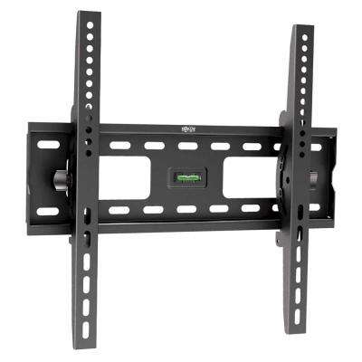 Tilt Wall Mount for 26 in. to 55 in. TVs and Monitors, -10 to +10 Tilt, Black
