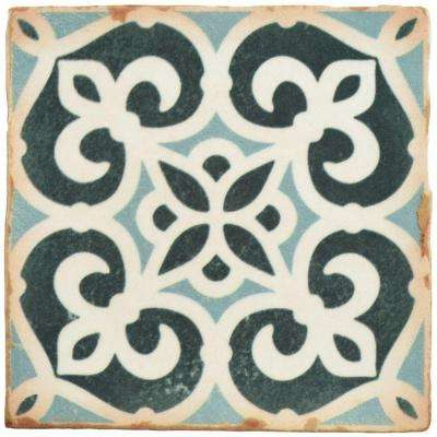 Archivo Bakula 4-7/8 in. x 4-7/8 in. Ceramic Floor and Wall Tile (5.9 sq. ft. / case)