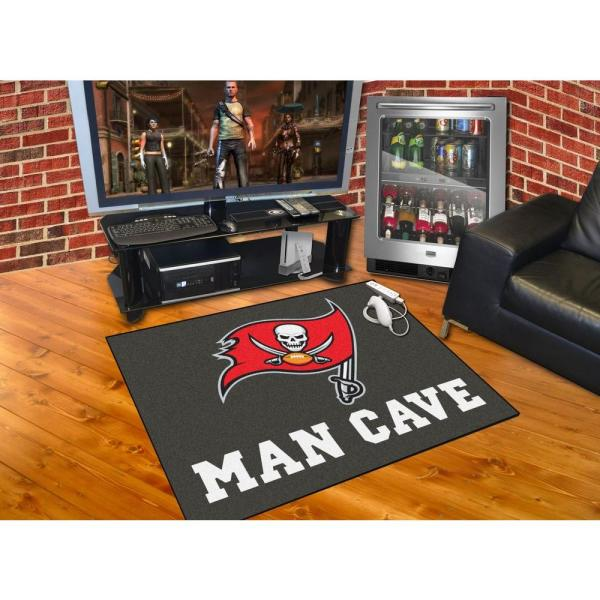 Fanmats Tampa Bay Buccaneers Red Man