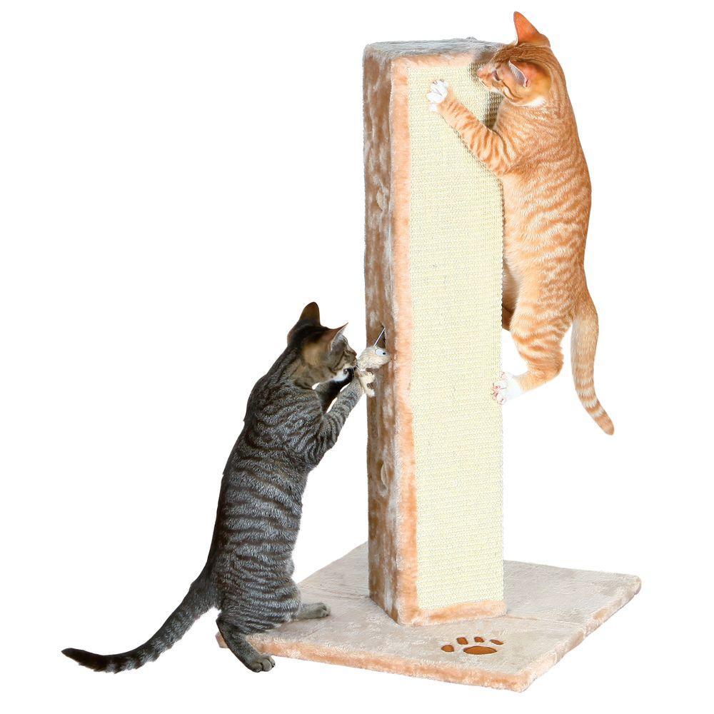 Beige Soria Cat Scratching Tower