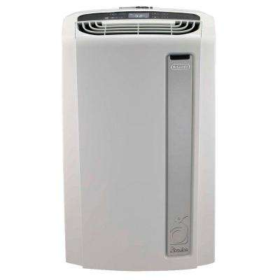 Pinguino 14,000 BTU Whisper Quiet Portable Air Conditioner with Heat Pump, Dehumidifier, and BioSilver Air Filter