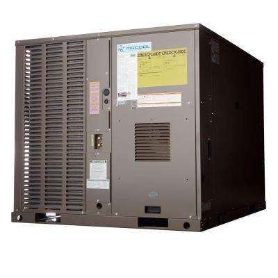 2.5 Ton 14 SEER R-410A Horizontal or Down Flow Package A/C and Gas
