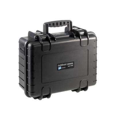 4000 Case with RPD Insert, Black