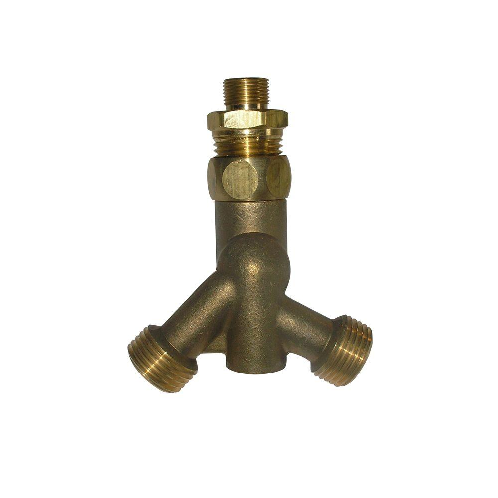 Mechanical Mixing Valve-021943-0070A.002 - The Home Depot
