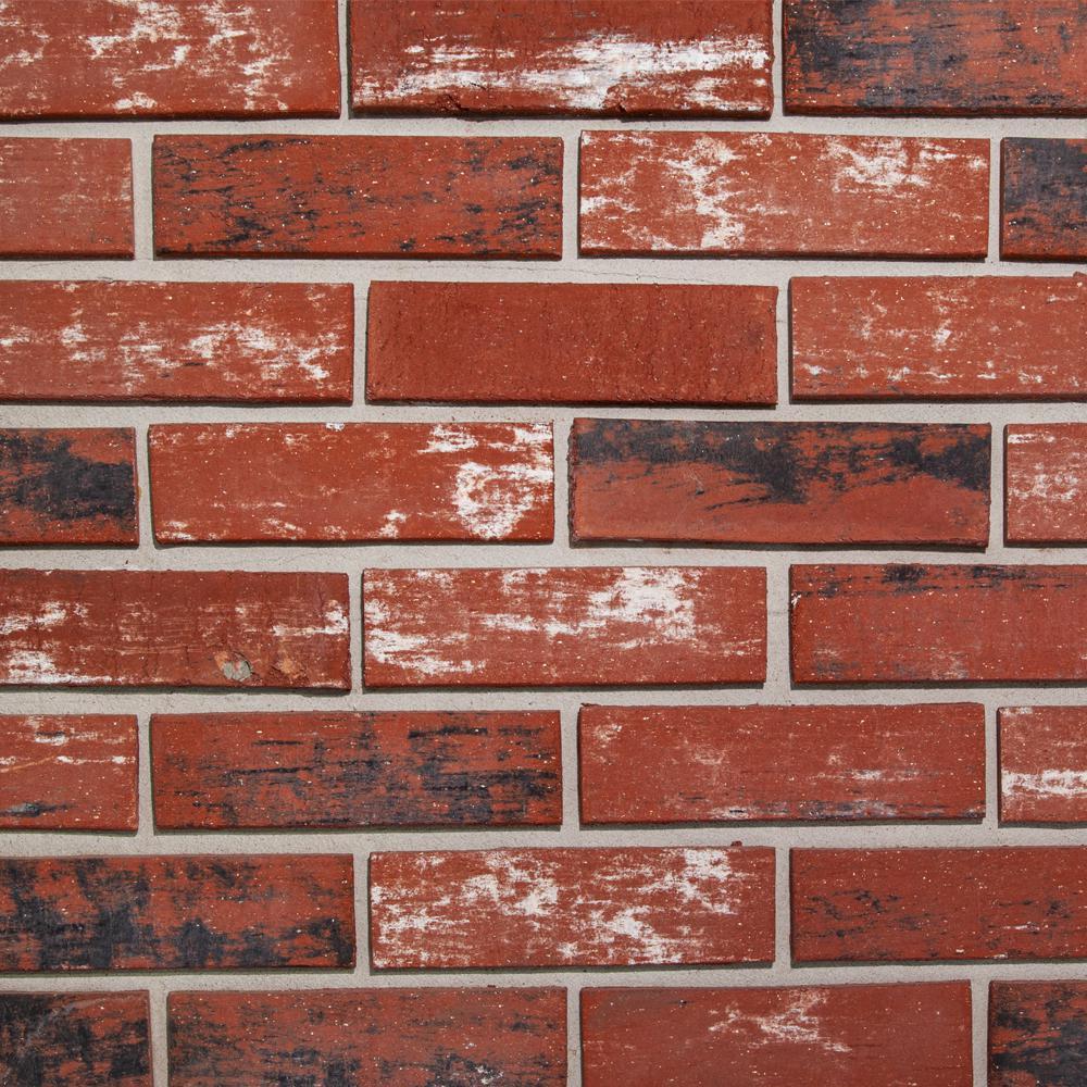 Z Brick 8 In X 2 25 In X 0 32 In Concrete Inca Used Thin Brick Veneer Zc004205 The Home Depot