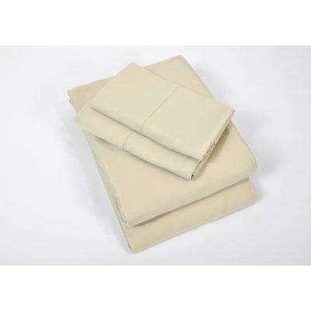 Perfect 100% Rayon From Bamboo Hemp Queen Sheet Set