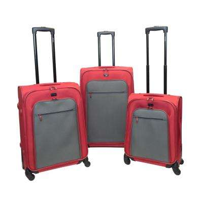 Spectra 3-Piece Tango Luggage Set