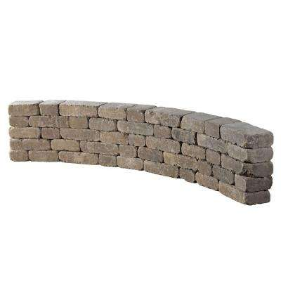 9 ft. Santa Fe Riverland Seat Wall