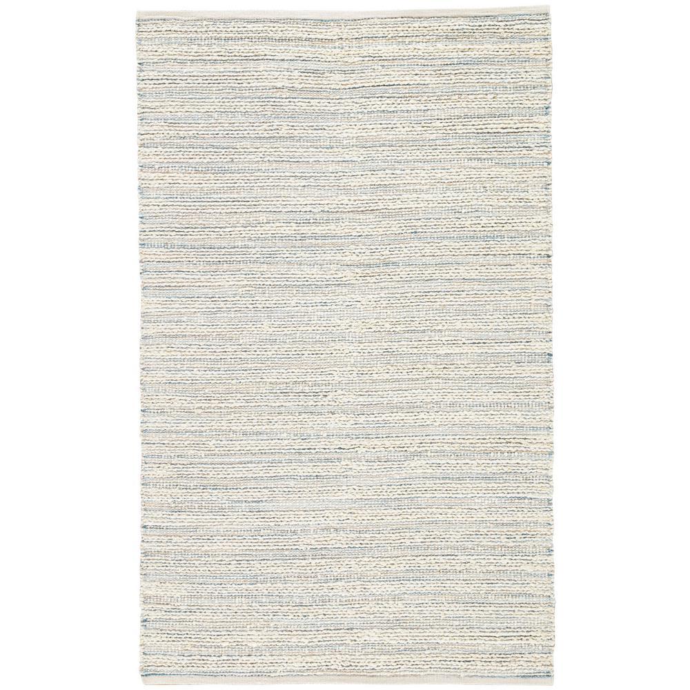 Whitecap Gray 5 ft. x 8 ft. Stripe Area Rug