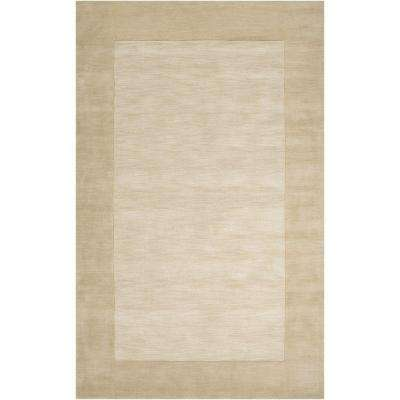 Foxcroft Tan 8 ft. x 10 ft. Indoor Area Rug