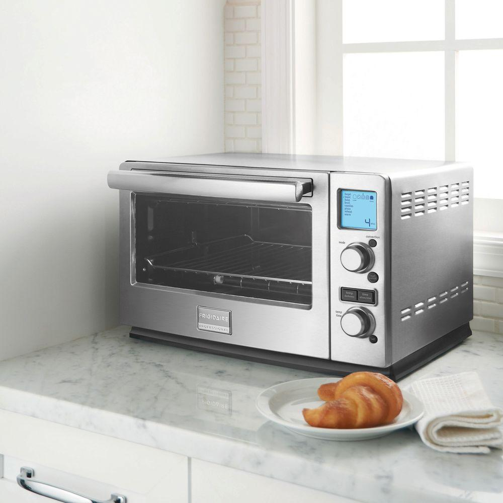 Frigidaire Professional Stainless Toaster Oven