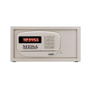 Electronic Card Access Residential Hotel Alarm Sentry Security Safe 1.1 cu ft