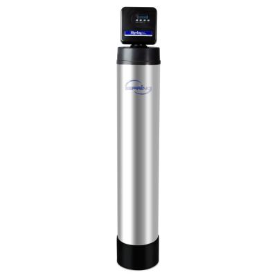 Whole House Central Water Filtration System with Smart Control Valve, 10-Year
