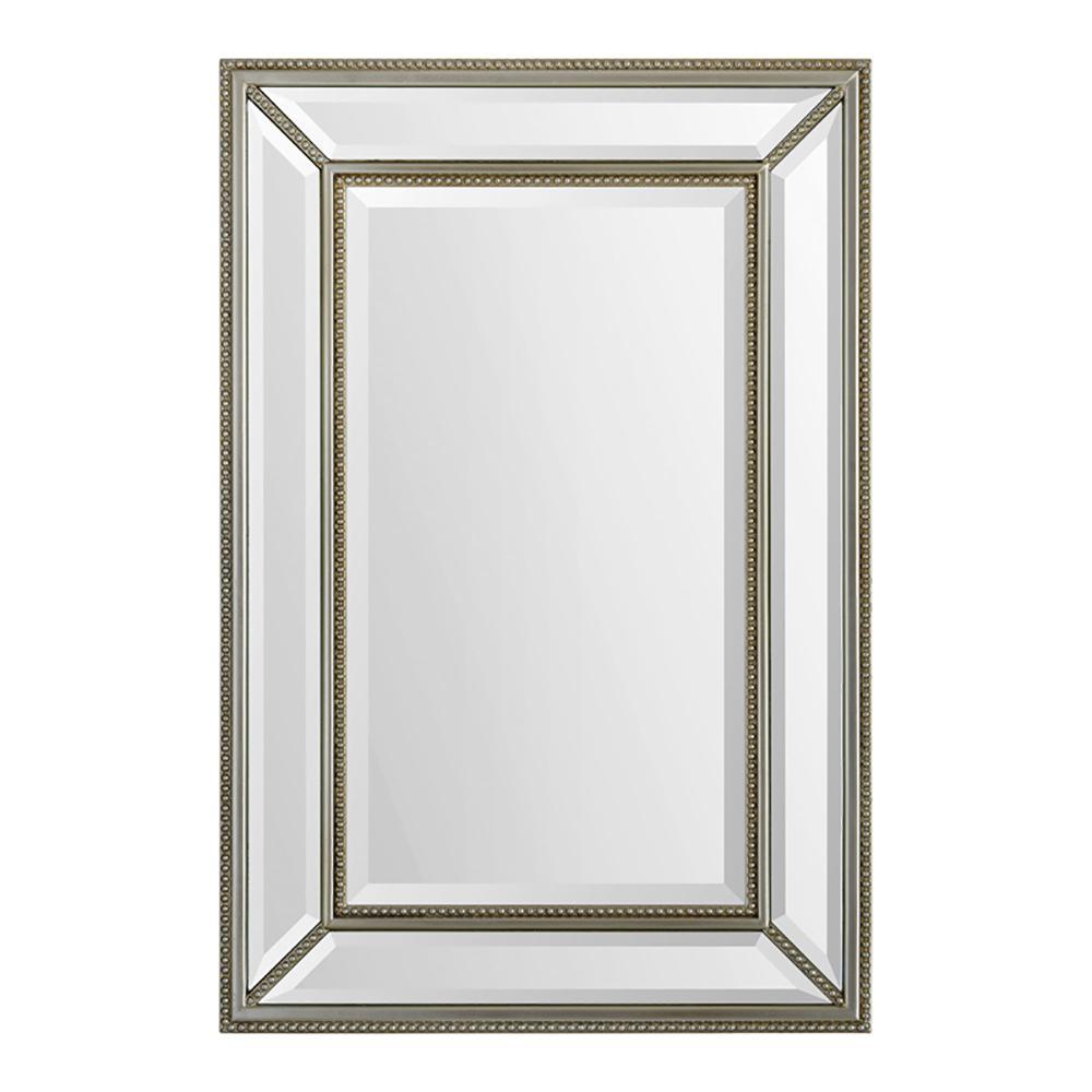 Renwil Mia 36 inch H x 24 inch W Rectangular Mirror by Renwil