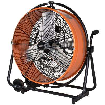 24 in. Heavy Duty Direct Drive Orbital Drum Fan