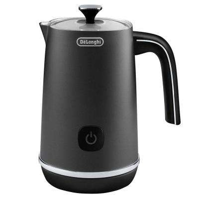 Electric Milk Frother with Hot and Cold Function - Matte Metal