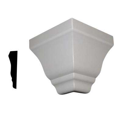 5.75 in. Classic Colonial Outside Corner Moulding