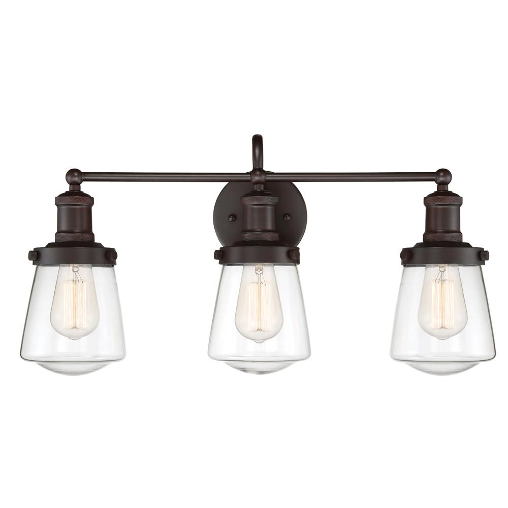 Soho Bar Pendant With 3 Opal White Glass Lights Supended: Bel Air Lighting Cabernet Collection 5-Light Oiled Bronze