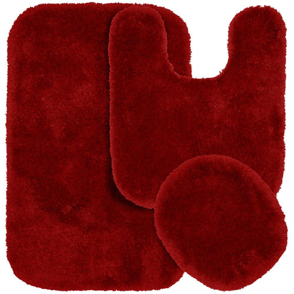 Garland Rug Finest Luxury Chili Pepper Red 21 In X 34 In
