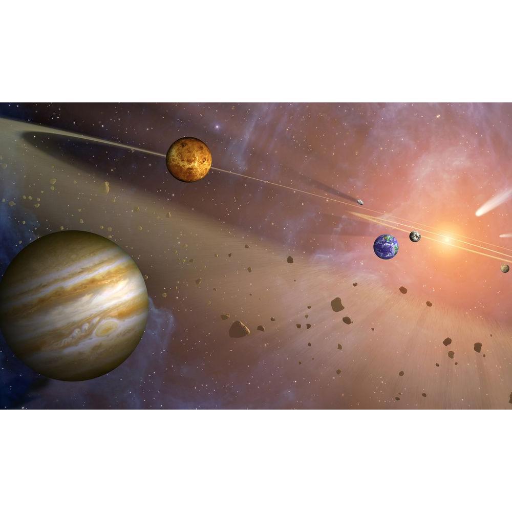 100 in. x 60 in. Window Well Scene - Asteroid