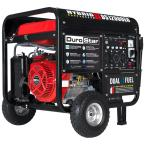 12000-Watt/9500-Watt 18 HP Electric Start Dual Fuel Hybrid Powered Propane/Gasoline Portable Generator