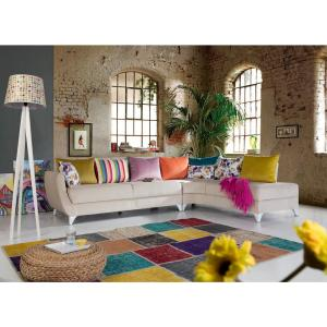 Dream Cream Sectional by