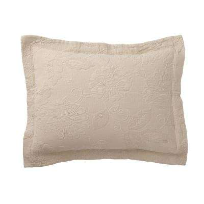 Putnam Matelasse Dune Pillow Cover