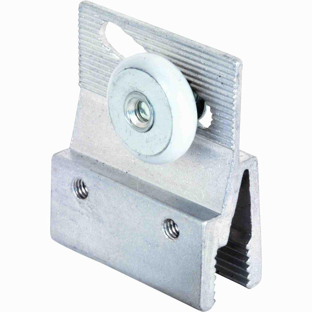 Prime Line Sliding Frameless Shower Door Rollers And Brackets 2