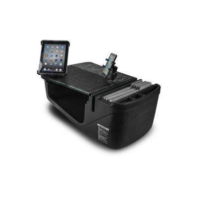 Efficiency GripMaster Car Desk Green Camouflage with iPad/Tablet Mount and X-Grip Phone Mount