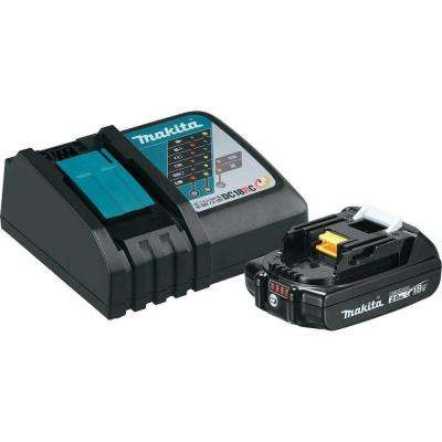 18-Volt 2.0Ah LXT Lithium-Ion Battery and Charger Starter Pack