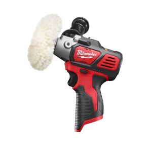 Milwaukee M12 12-Volt Lithium-Ion Cordless Variable Speed Polisher/Sander (Bare Tool) by Milwaukee