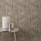 A-Street 56.4 sq. ft. Shimmer Red Abstract Texture Wallpaper