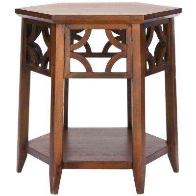 Connor Brown End Table