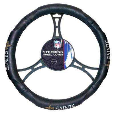 Saints Car Steering Wheel Cover