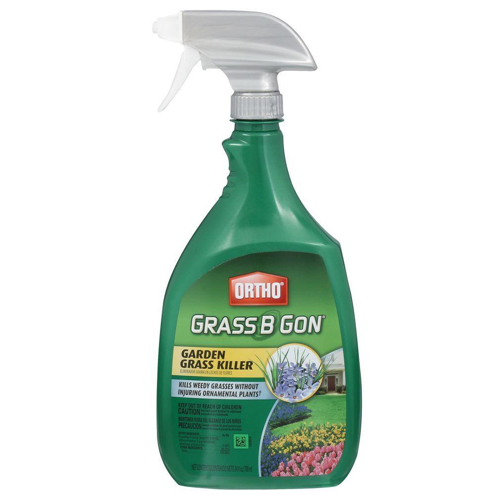 Grass B Gon 24 oz. Ready-To-Use Garden Grass Killer