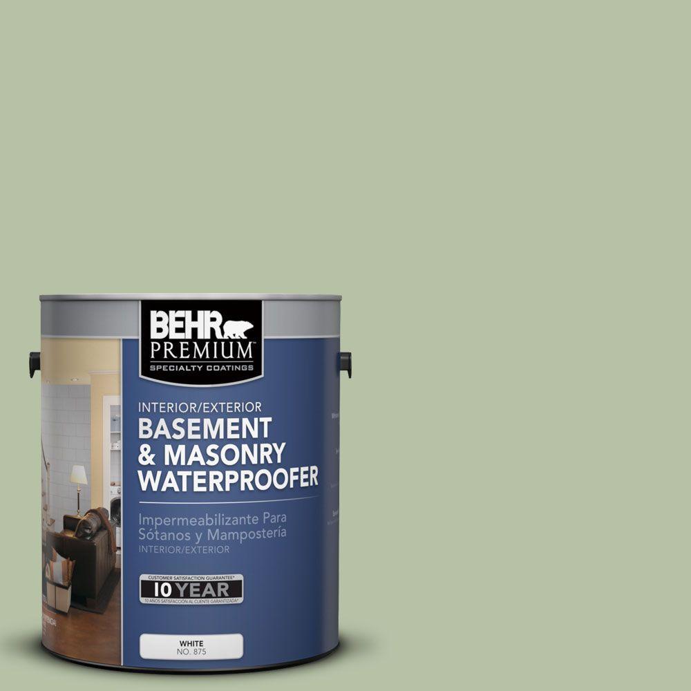 BEHR Premium 1 gal. #BW-47 Alpine Fern Basement and Masonry Waterproofer