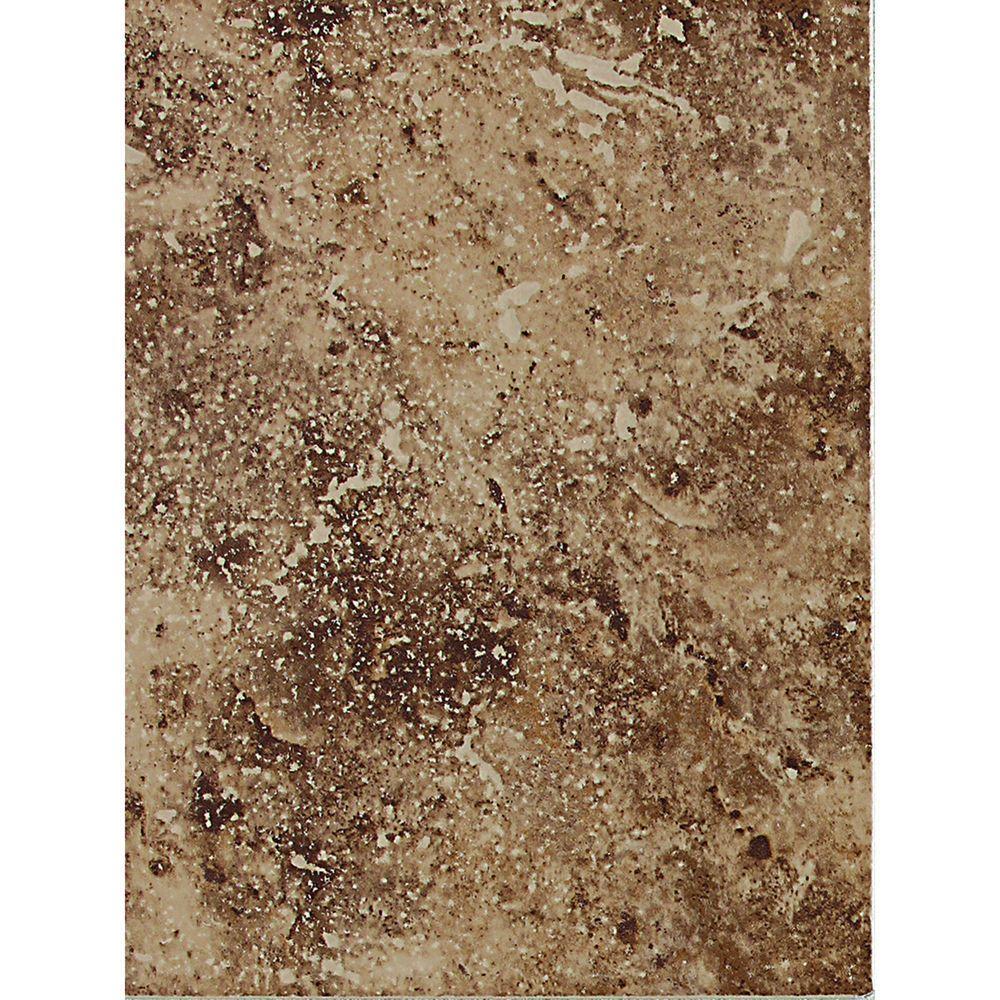 Heathland Edgewood 9 in. x 12 in. Ceramic Wall Tile (11.25