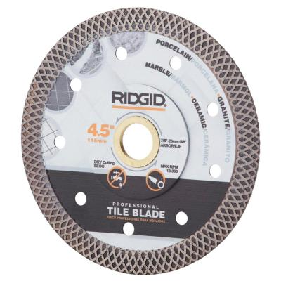 4.5 in. Continuous Rim Blade with Mesh Rim