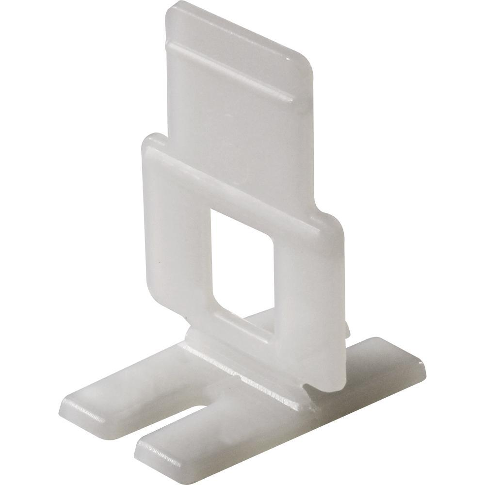QEP LASH Flat Floor and Wall Tile Leveling System, Clips Part A (300-Pack)