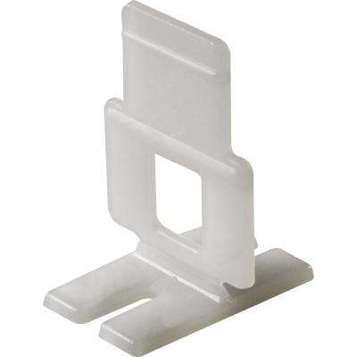 LASH Flat Floor and Wall Tile Leveling System, Clips Part A (1,000-Pack)