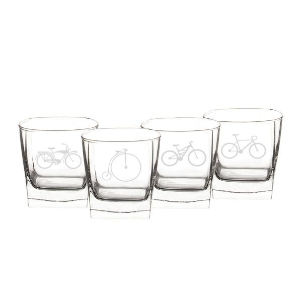 Bicycle 10.5 oz. Cocktail Glasses BIC-1115-4