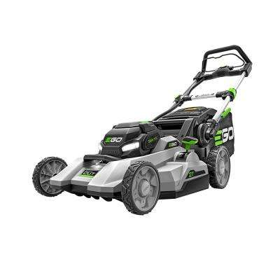21 in. Select Cut 56V Lithium-Ion Cordless Electric Walk Behind Push Mower, 5.0 Ah Battery and Charger Included