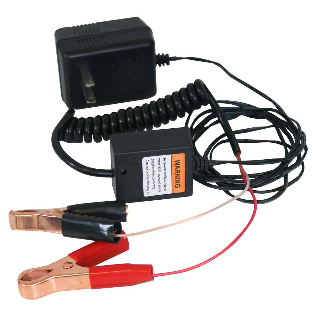 Buffalo Tools 12-Volt Automatic Battery Trickle Charger