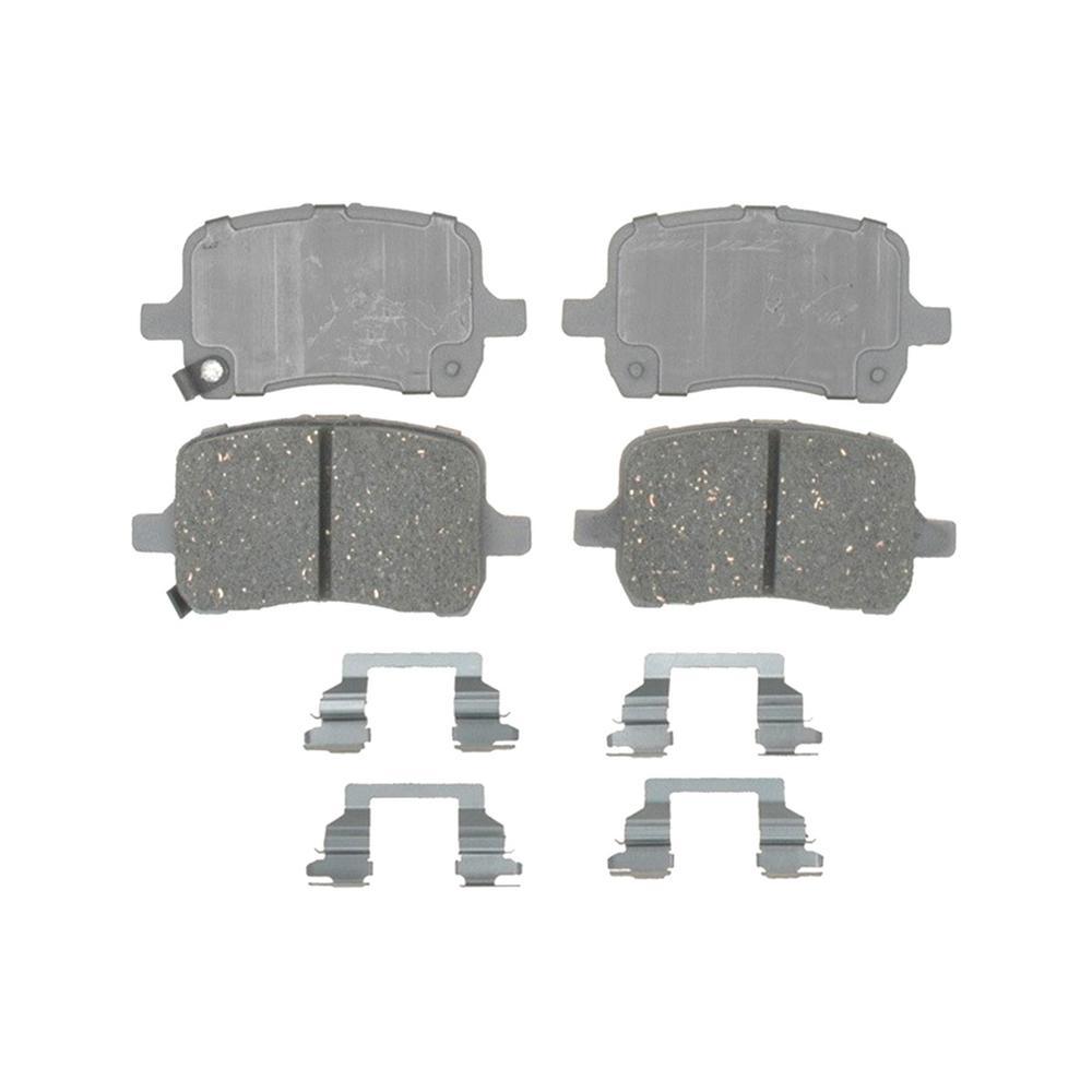 2005 For Pontiac G6 Front Semi Metallic Brake Pads