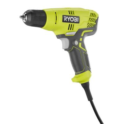 5.5 Amp Corded 3/8 in. Variable Speed Compact Drill/Driver with Bag