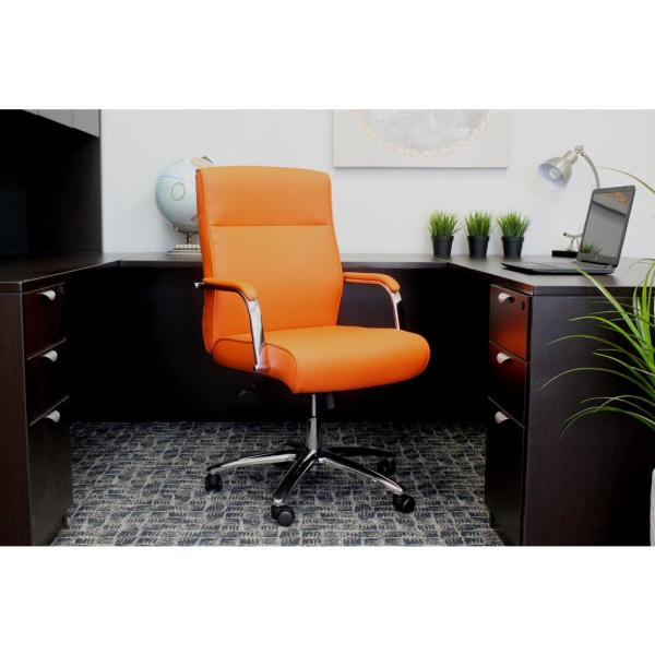 Boss Orange Modern Executive Conference Chair